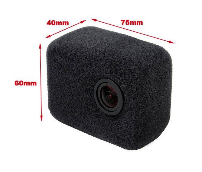 Espuma Acústica - Redução Ruídos - GoPro Hero 3, 3+, 4