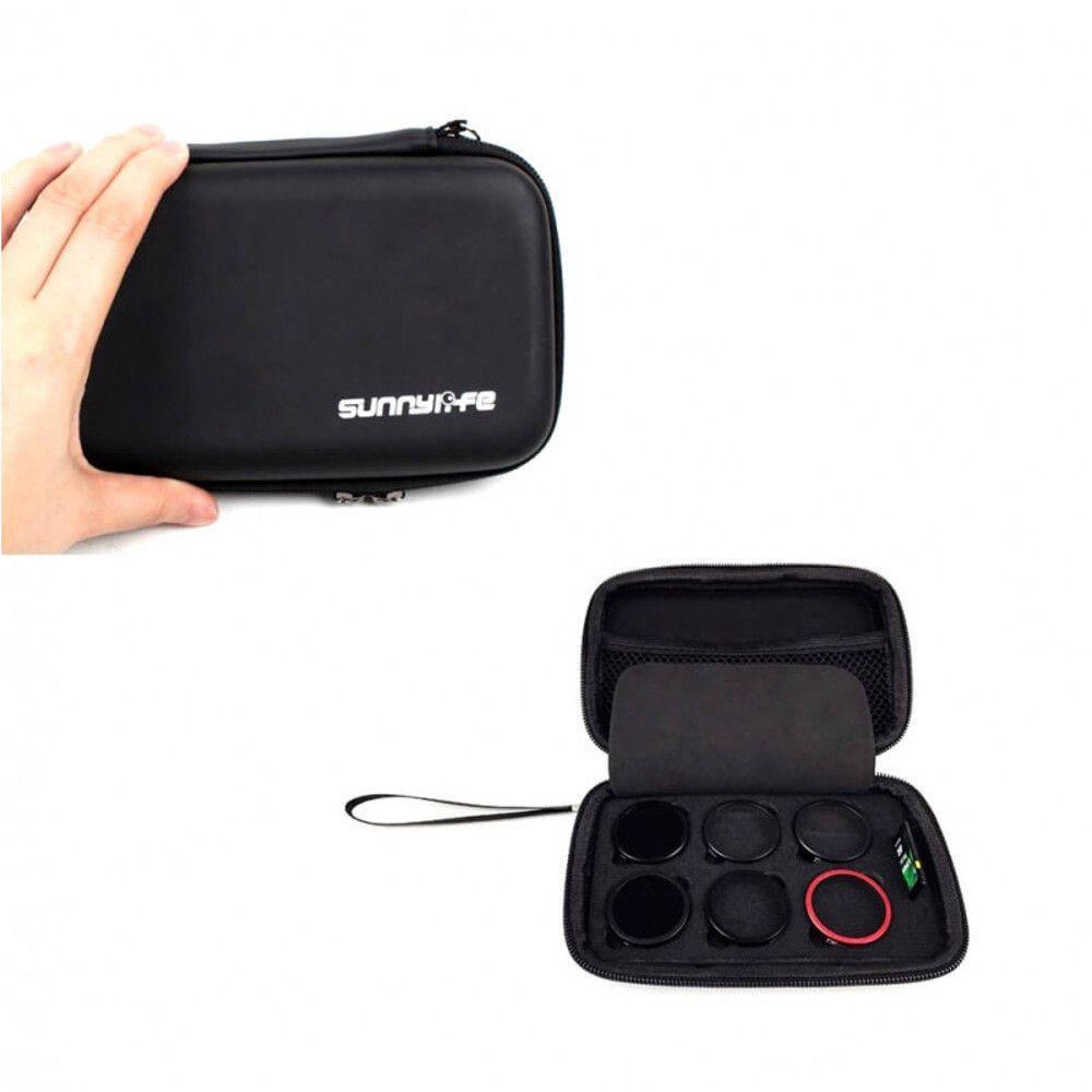 Estojo Bolsa Case Sunnylife para 6 Filtros de Drones DJI e Osmo Gimbal