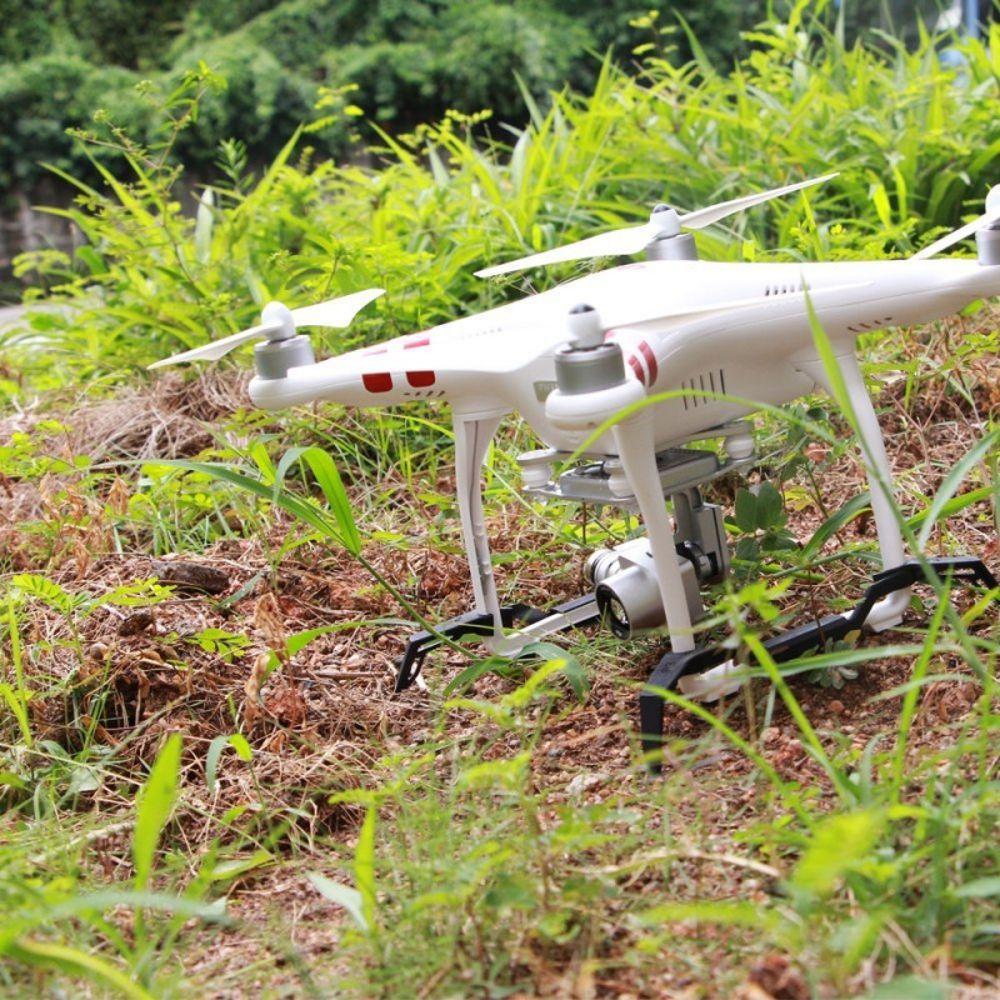 Extensor de Trem de Pouso Drone Dji Phantom 3 Pro, Advanced e Standard