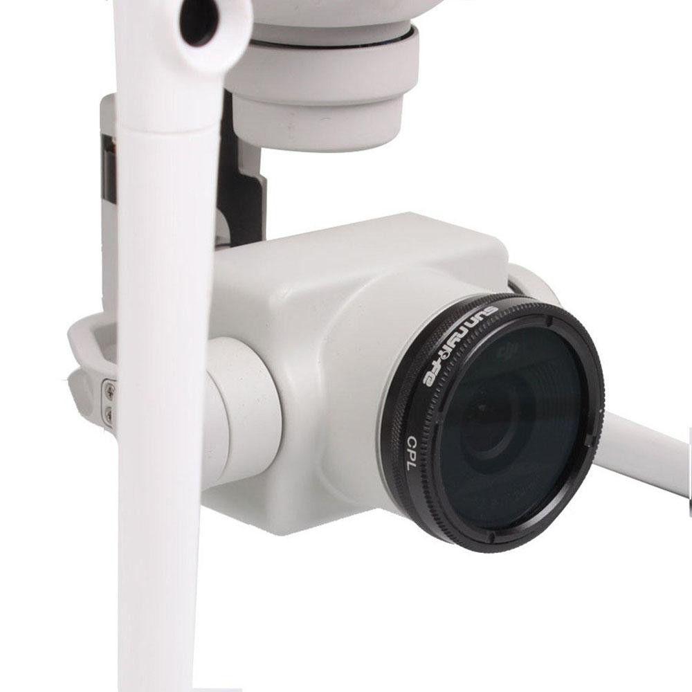 Filtro CPL para Drone DJI Phantom 4 Pro / Advanced