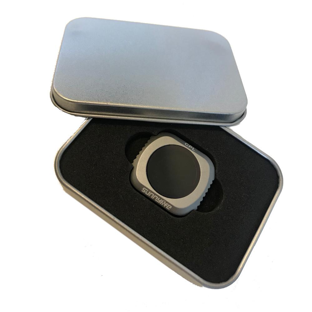 Filtro de lente CPL para câmera de Drone DJI Mavic 2 Pro