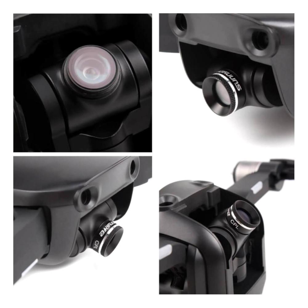 Filtro de lente CPL para drone DJI Mavic Air