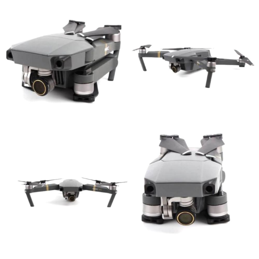 Filtro de Lente ND16 para câmera do Drone DJI Mavic Pro