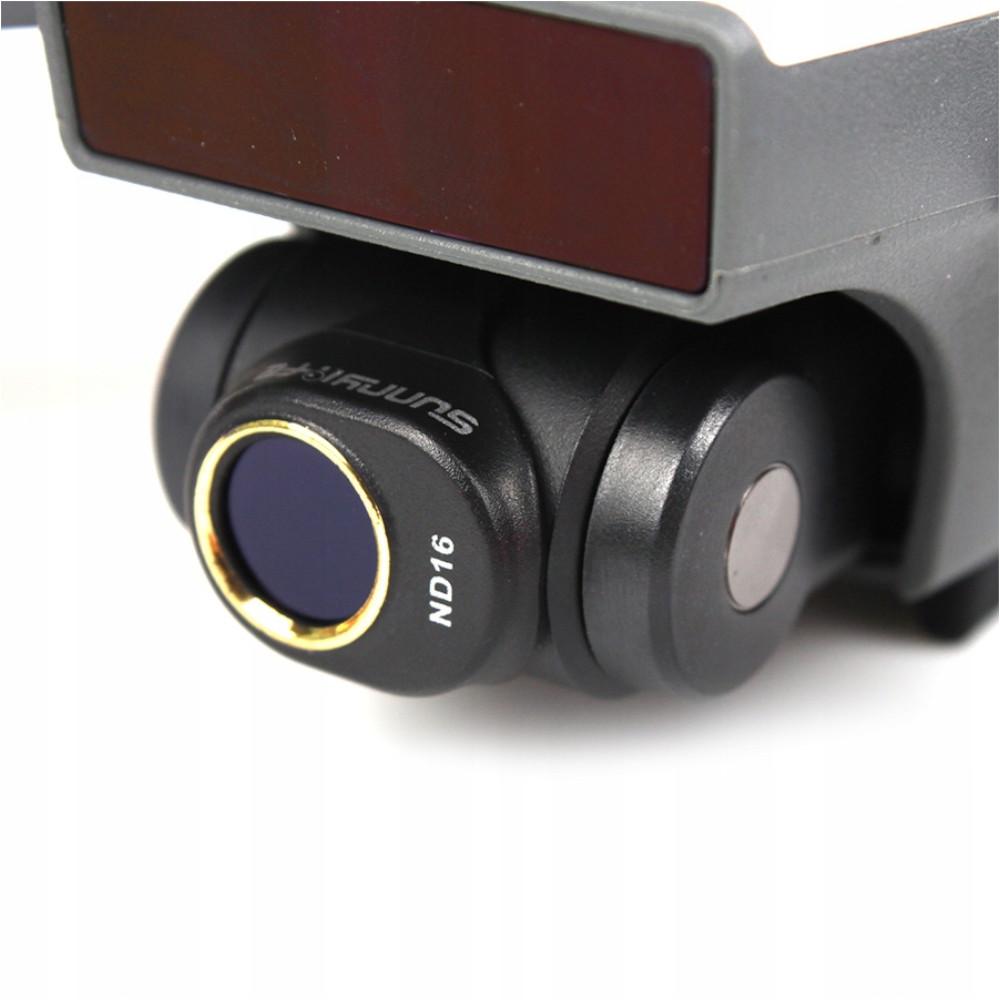 Filtro de Lente ND16 para câmera do Drone DJI Spark