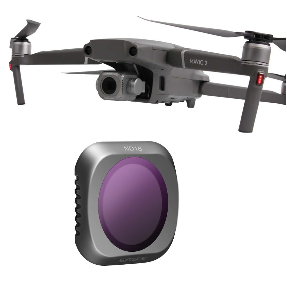 Filtro de lente ND16 para Drone DJI Mavic 2 Pro