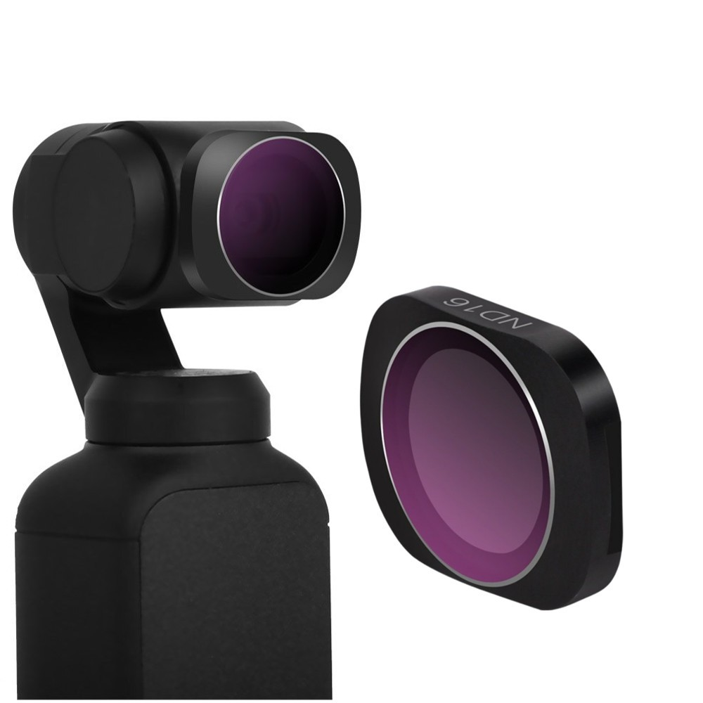 Filtro ND 16 para câmera DJI Osmo Pocket