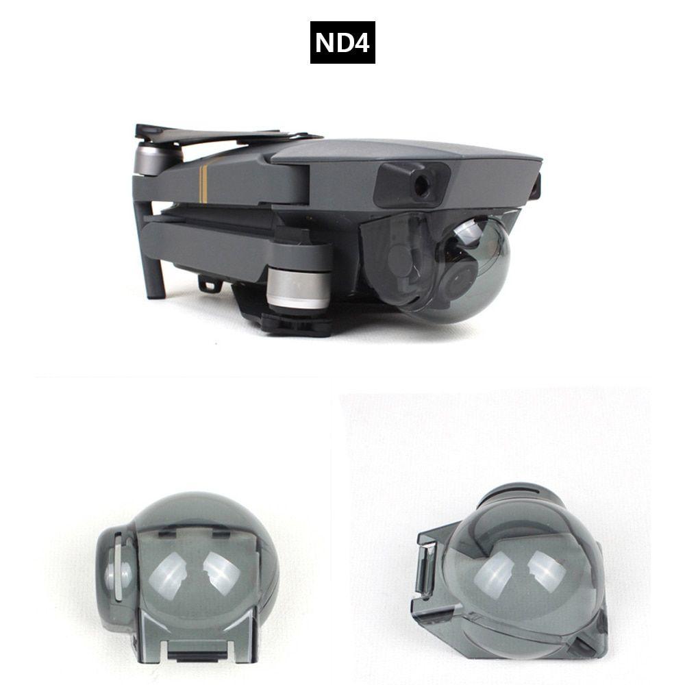Filtro ND 4 para drone Mavic Pro