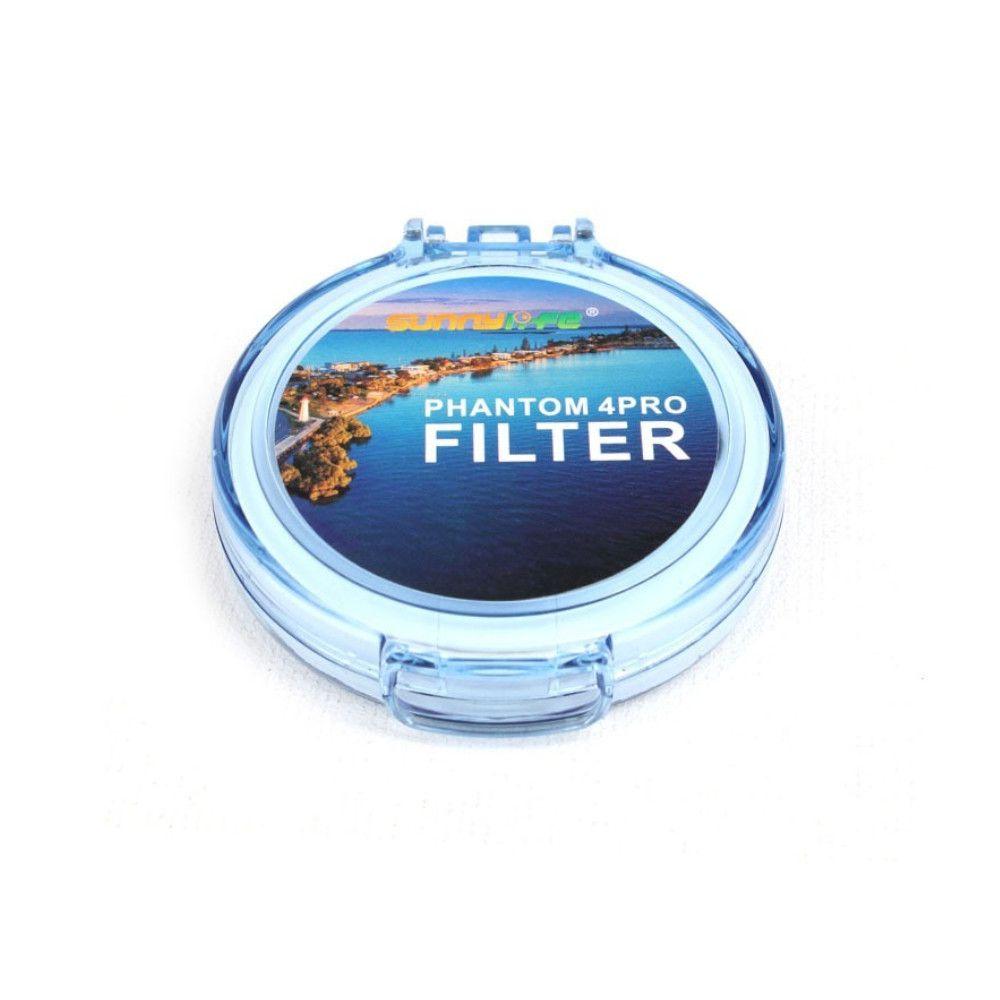Filtro ND 8 para Drone DJI Phantom 4 Pro /Pro+ e 4 Advanced /Advanced+