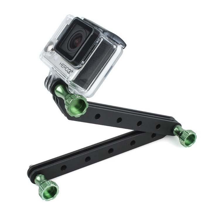 Gopro Acessório Extensor De Braço Aluminio GoPro 12345 - Verde