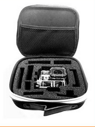 Bolsa Case para Câmeras de Ação GoPro Hero SJCam Xiaomi