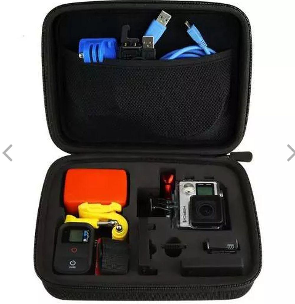 Bolsa Case Grande para câmera e acessórios GoPro