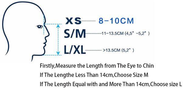 Máscara De Mergulho Surface Preta S/M com adaptador para Câmeras de ação