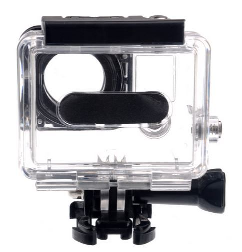 Gopro Caixa Estanque fechada Case Housing Skeleton Hero 3