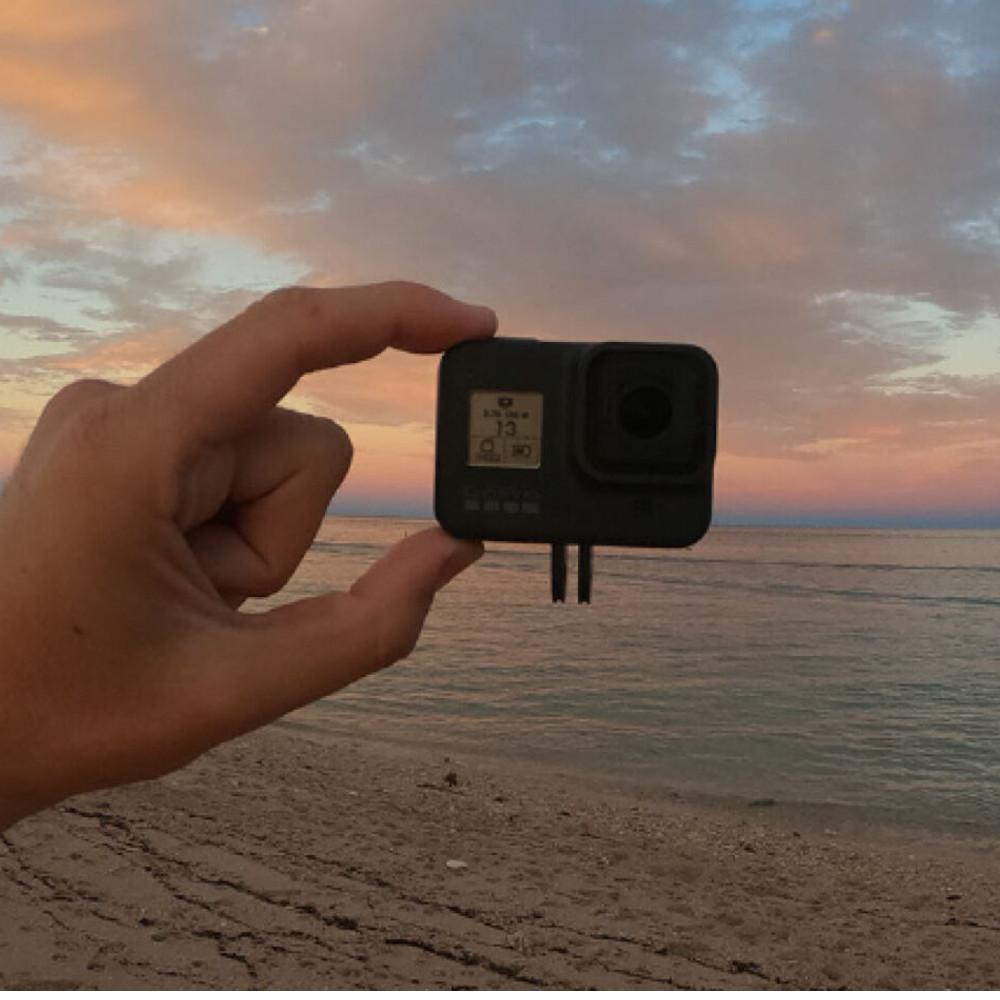 Haste Dobrável de Reposição Para GoPro 8 , 9, 10 e GoPro Max 360 - AJMFR-002