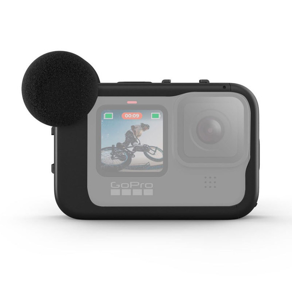Módulo de Media Mod Original para Câmera GoPro 9 Black