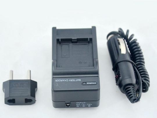 Kit 2 Baterias e Carregador Carro e Parede Hero 3/3+