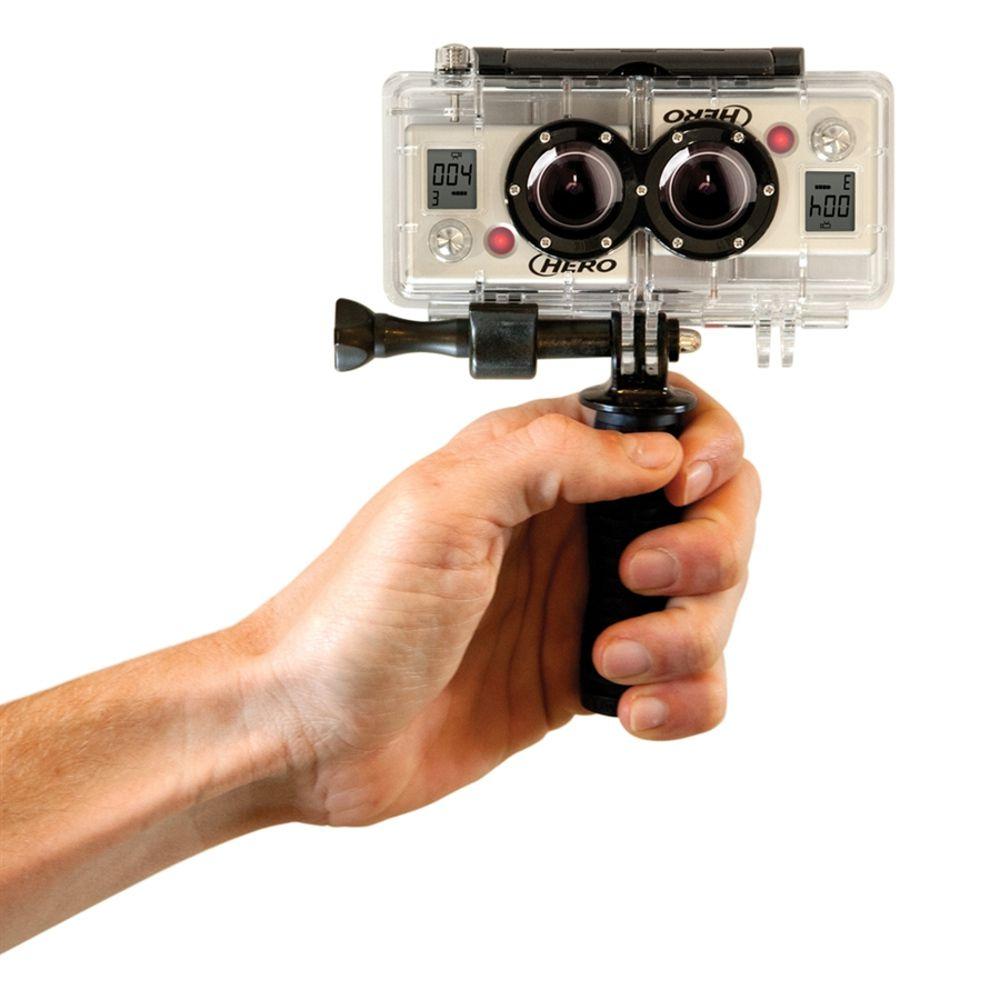 Kit 3D Hero System Original para GoPro 2 - Ahd3d - Câmera não Inclusa -