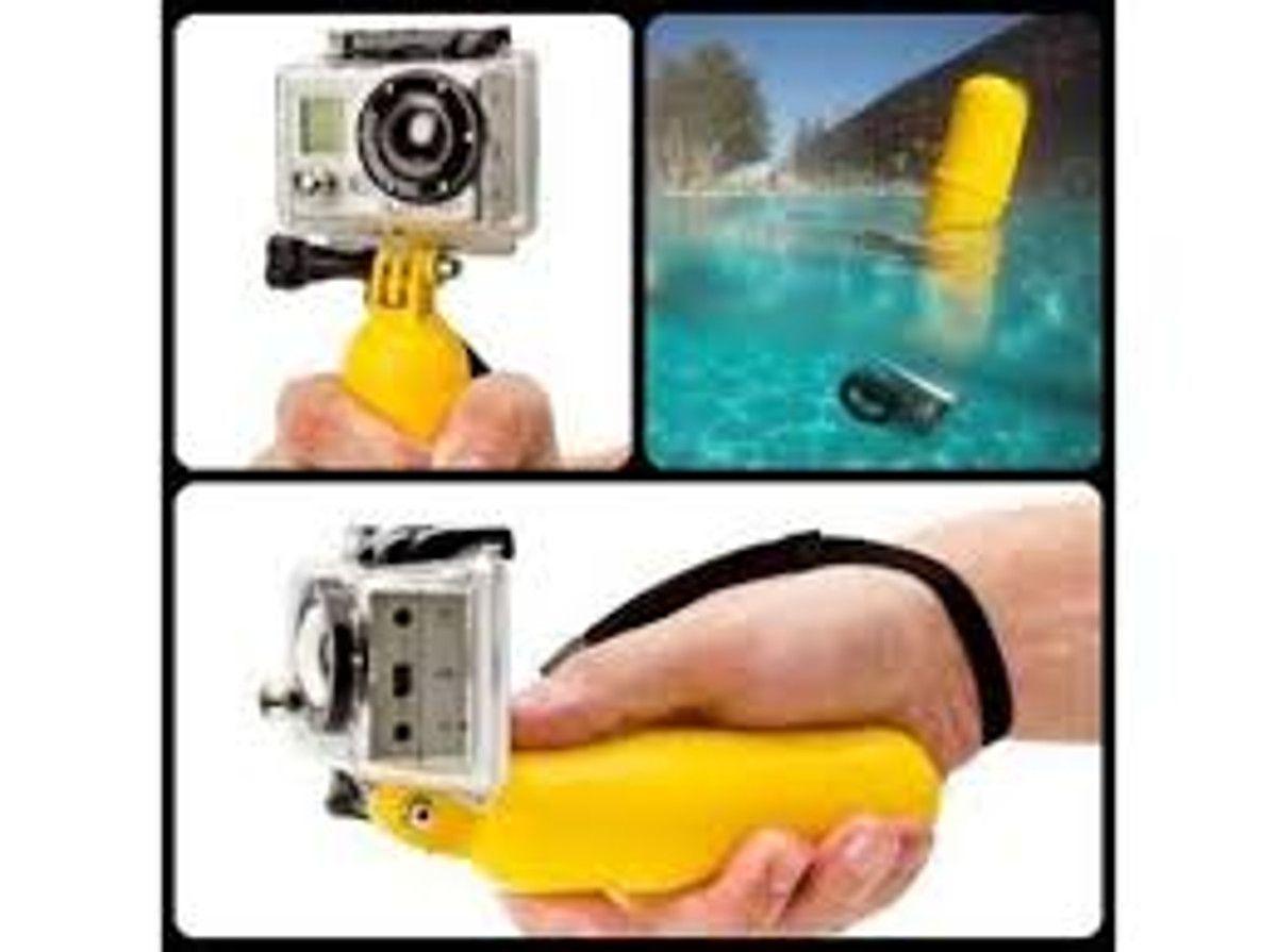 Kit Acessórios Câmeras GoPro e SJcam