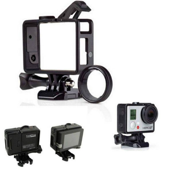 Kit Acessórios GoPro 7 Peças - Hero 3/3+/4