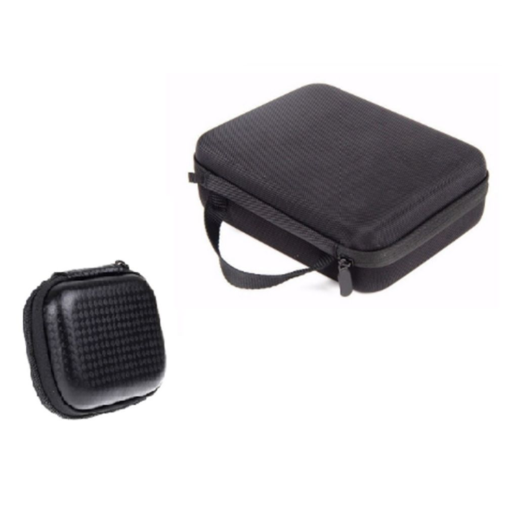 Kit Bolsa Case Bag Grande e Pequena GoPro