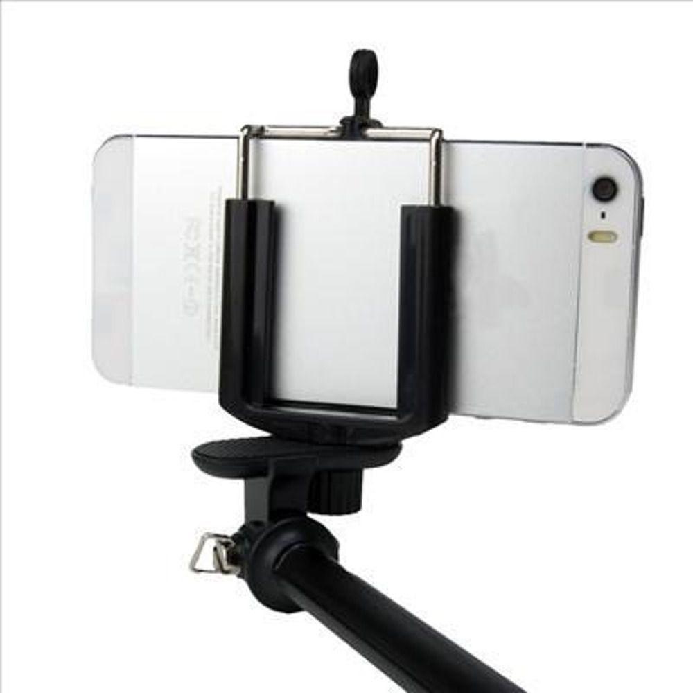 Kit Estabilizador Steadycam + Tripé Articulado + Suporte celular - GoPro e Dslr