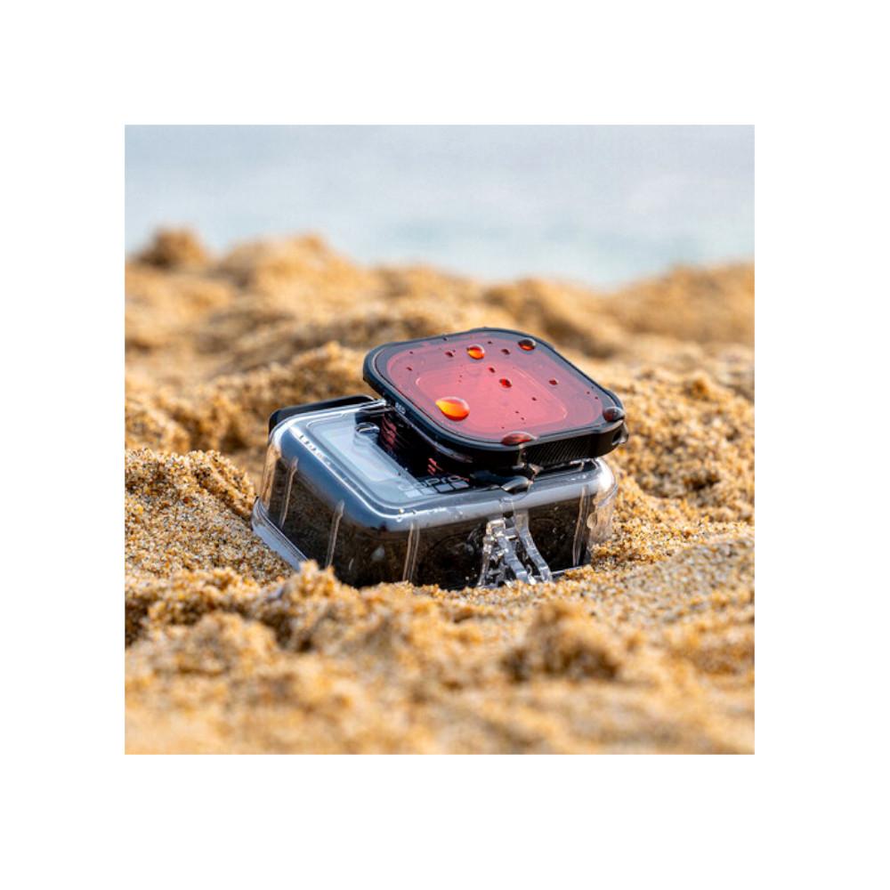 Kit filtros de mergulho DiveMaster Polar Pro para GoPro Hero 9 e 10 Black