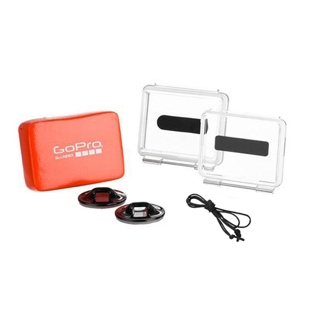 Kit Floaty Backdoor Original Aflty-003: Bóia + Tampa + Alça segurança para GoPro 3/3+/4