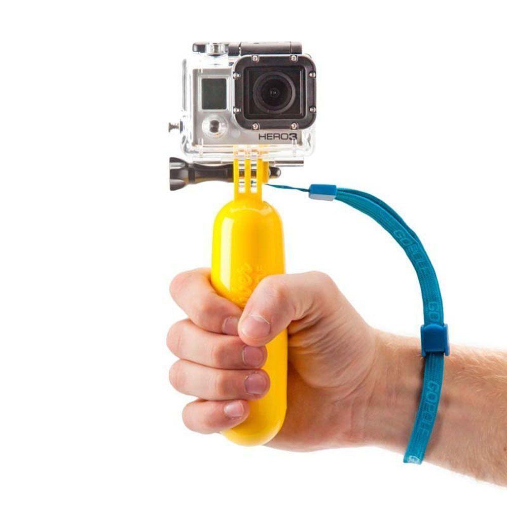 Kit Flutuador + Película GoPro Session 4/5