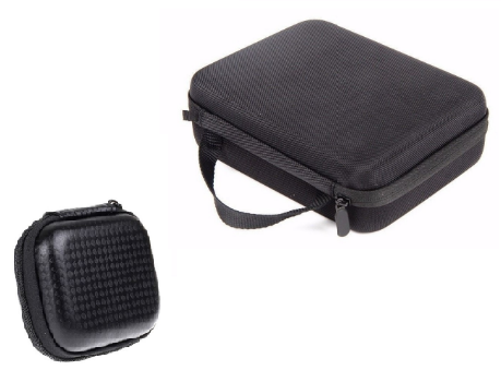 Kit GoPro Bag Bolsa Case Grande e Pequena.