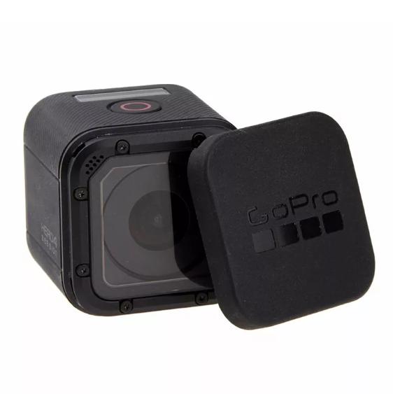 Kit Gopro Session Lente e Capa de Proteção