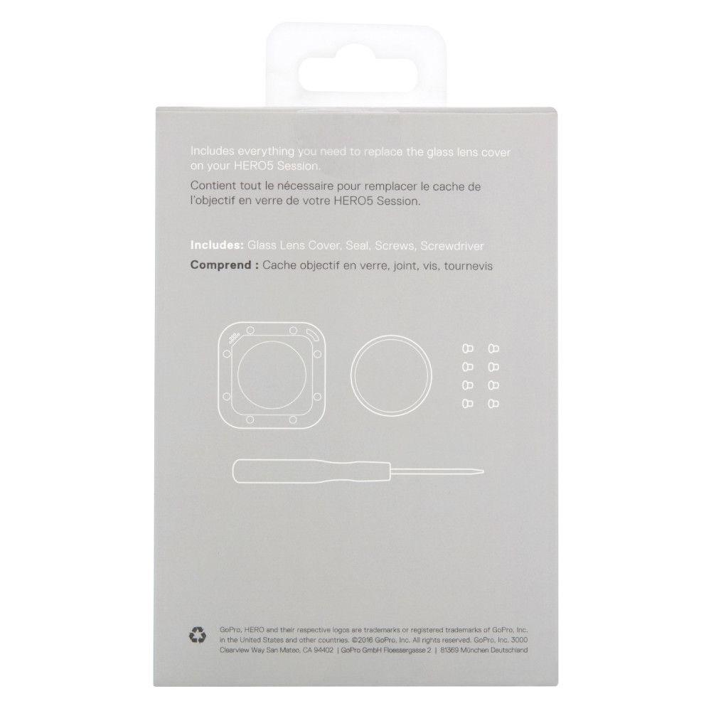 Kit para Substituição de Lente Proteção Original para Câmeras GoPro Session 4,5
