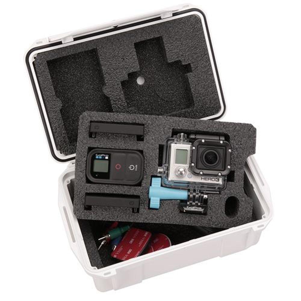 Maleta Bolsa UK PRO POV 20 - Branca para câmeras esportivas