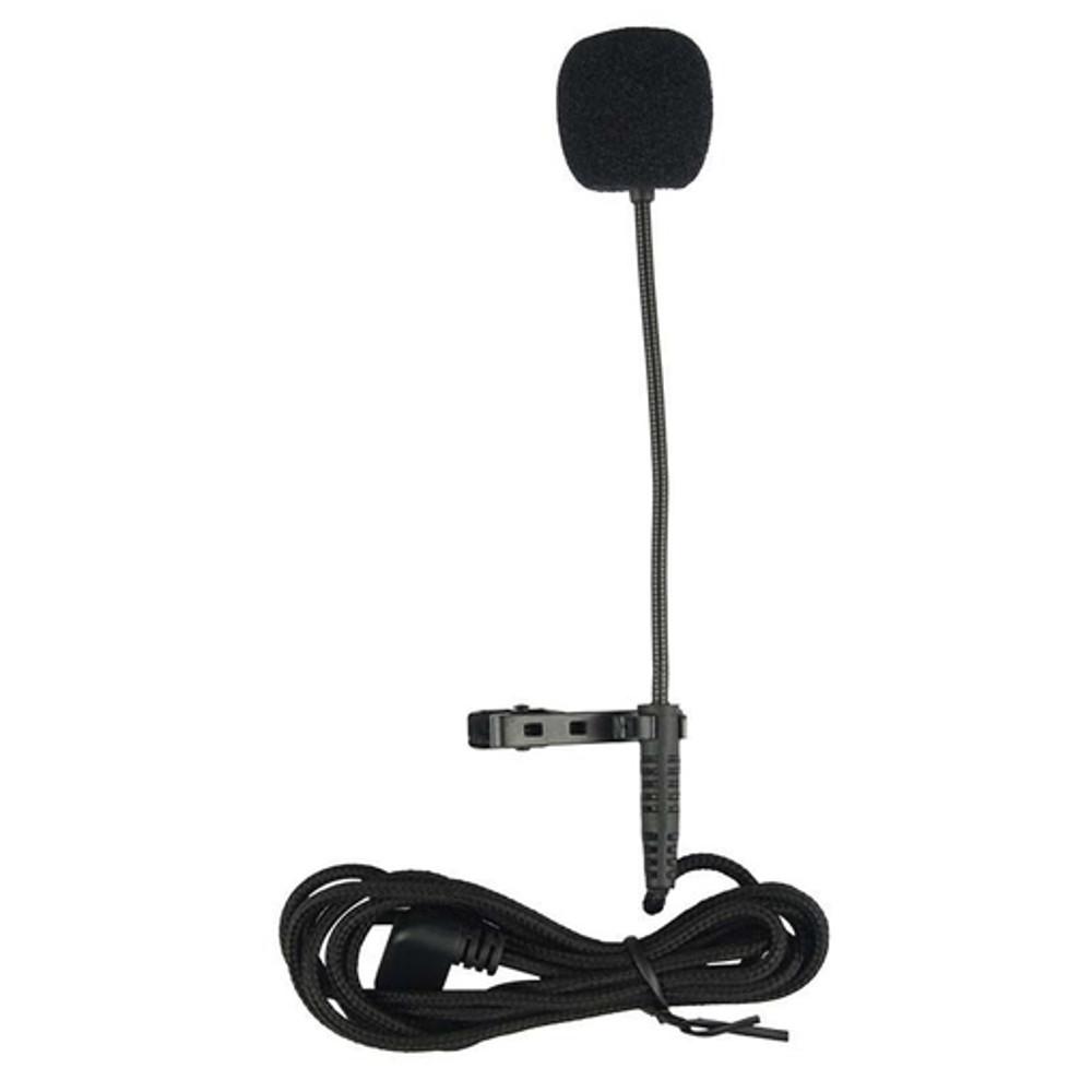 Microfone Lapela Externo  Longo Original SJCAM SJ6 / SJ7 / SJ360