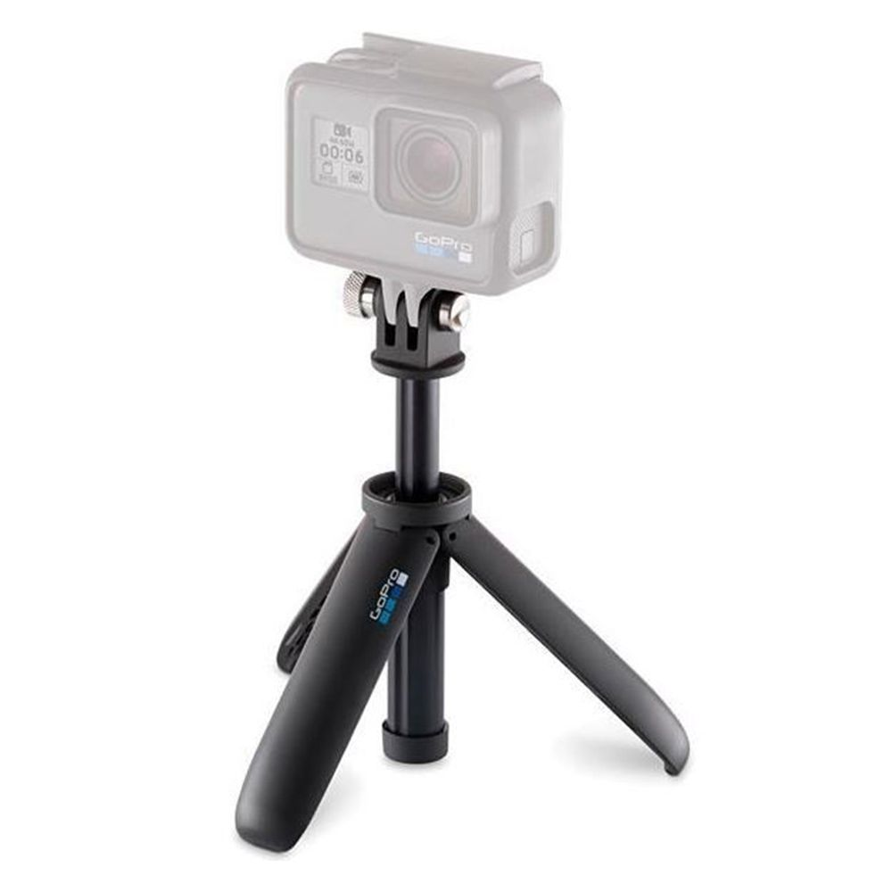 Mini Bastão Extensor Shorty + Tripé Original GoPro - AFTTM-001