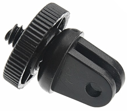Mini Tripé Adaptador Gopro 2-6 e Sony Active Cam