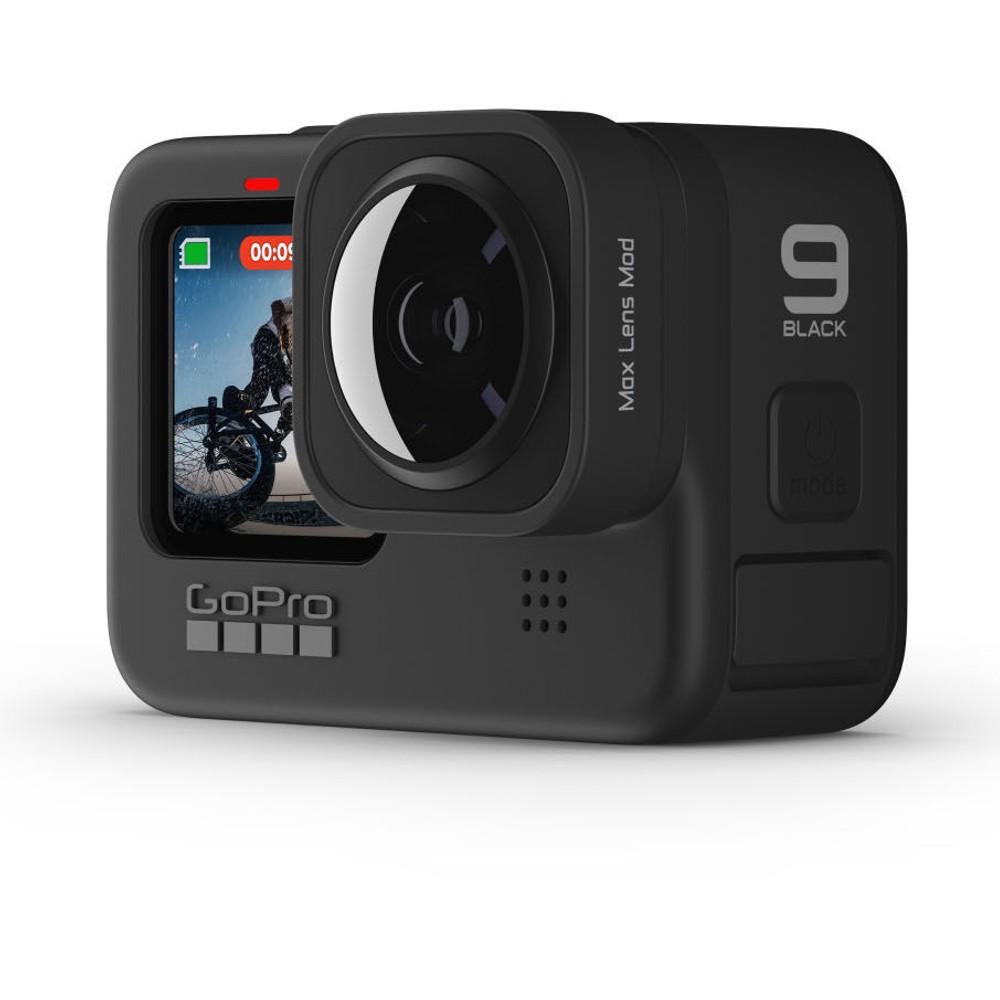 Módulo de lente Max Lens Original para Câmera GoPro 9 e 10 Black