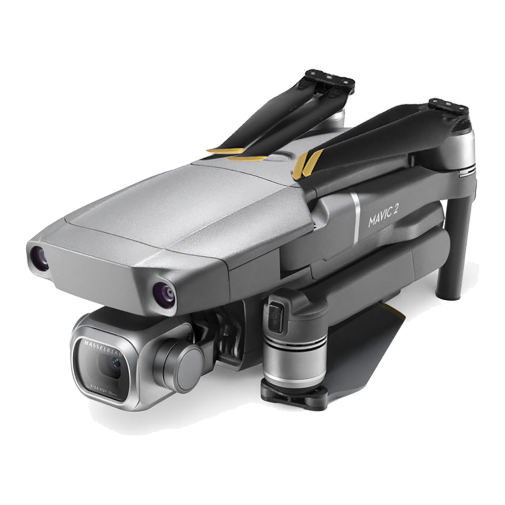 Par de Hélices dobráveis para Drone DJI Mavic 2 Pro - Dourado