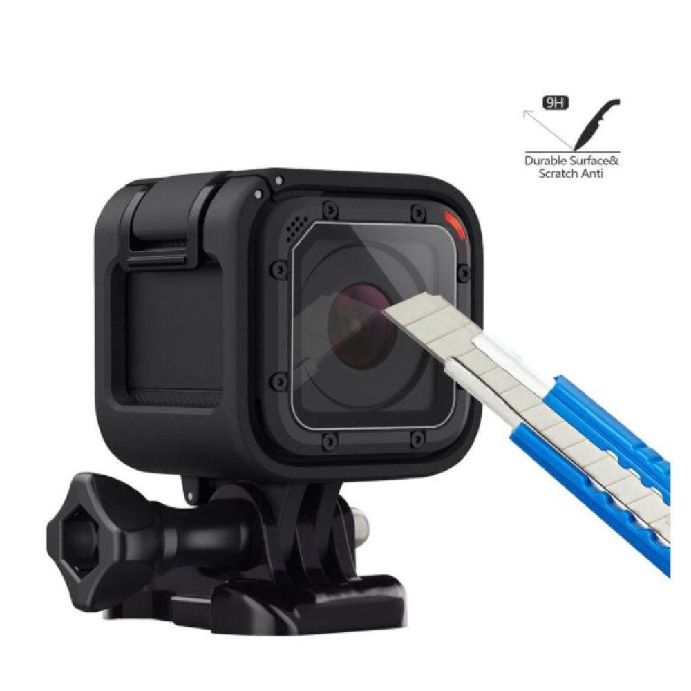 Película Protetora Vidro para GoPro 4, 5 Session