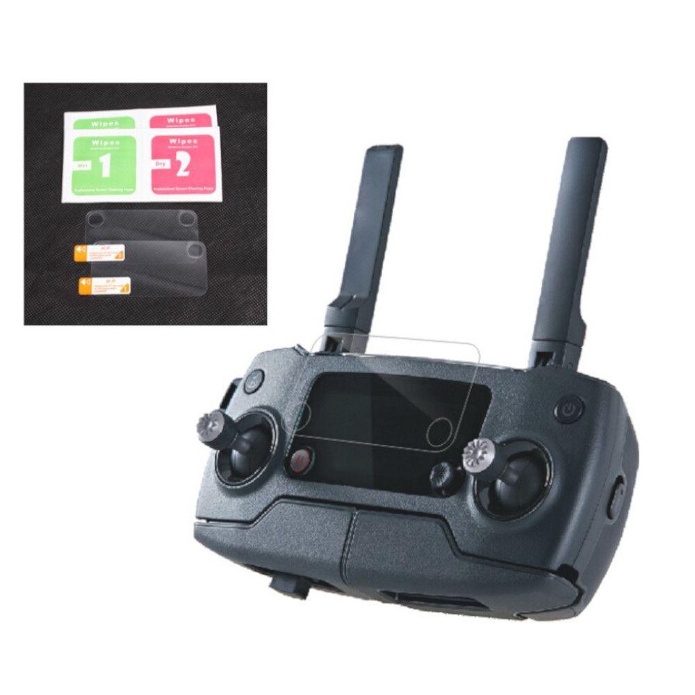 Películas Protetoras de Tela para Controle Remoto Drone Dji Mavic Pro
