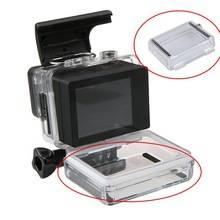 Tampa Traseira LCD Extendida BackPack GoPro Hero 3+ e 4