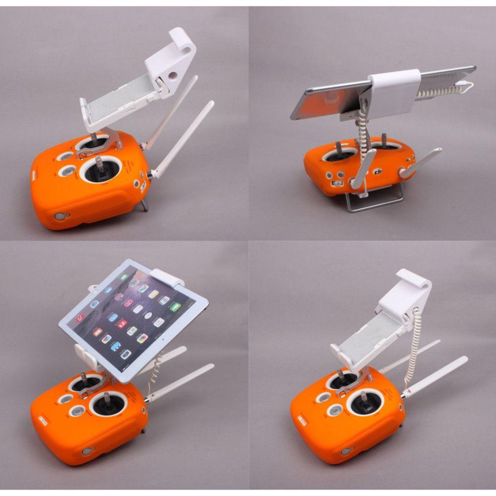 Prolongador de Suporte para Smartphone ou Tablet Controle Remoto Drones Dji Phantom 4 3