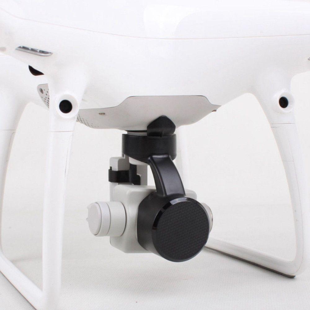 Tampa Protetora de Lente e Trava Gimbal Drone Dji Phantom 4 Pro e Advanced