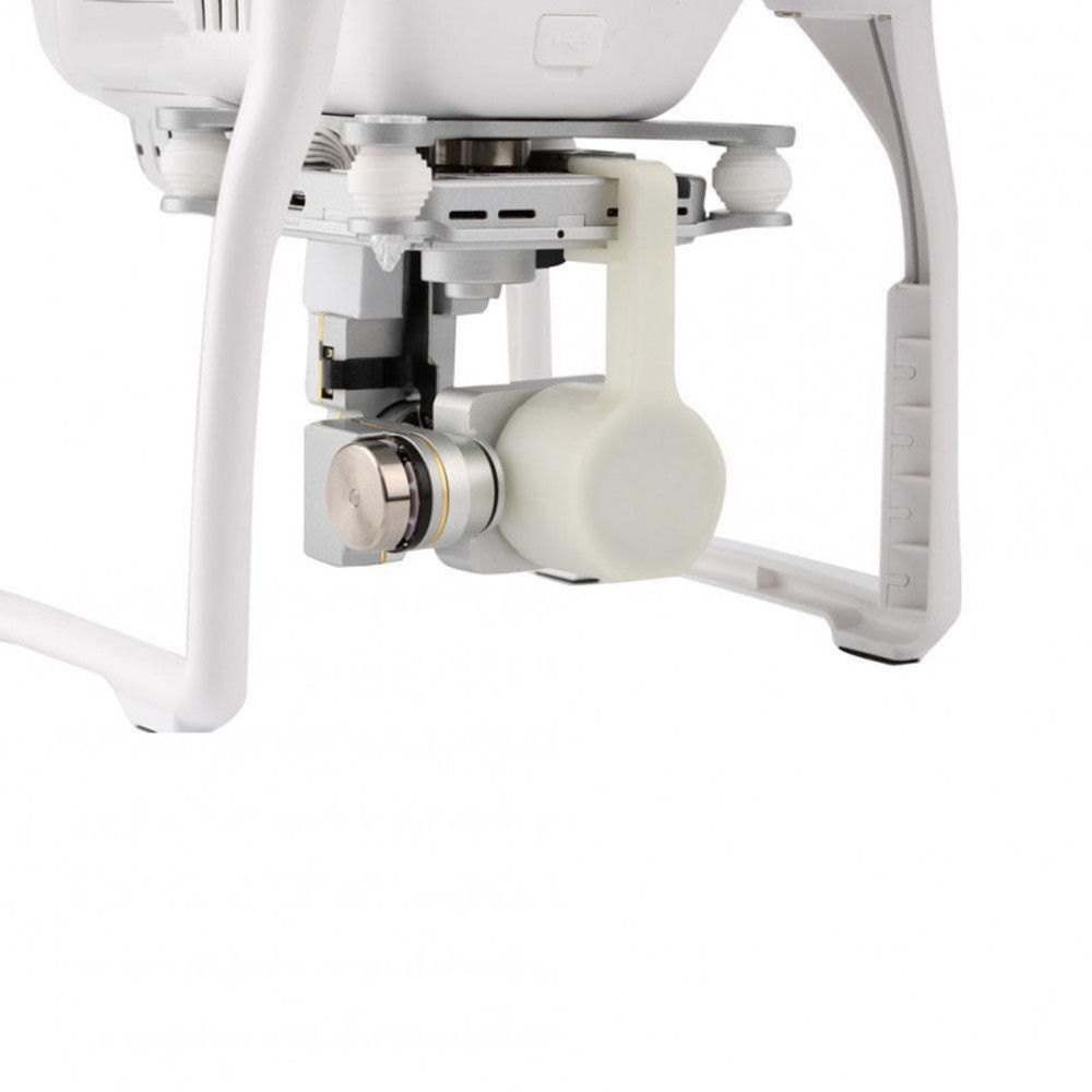 Protetor de Lente e Trava Gimbal Para Drone Dji Phantom 3 Pro Advanced