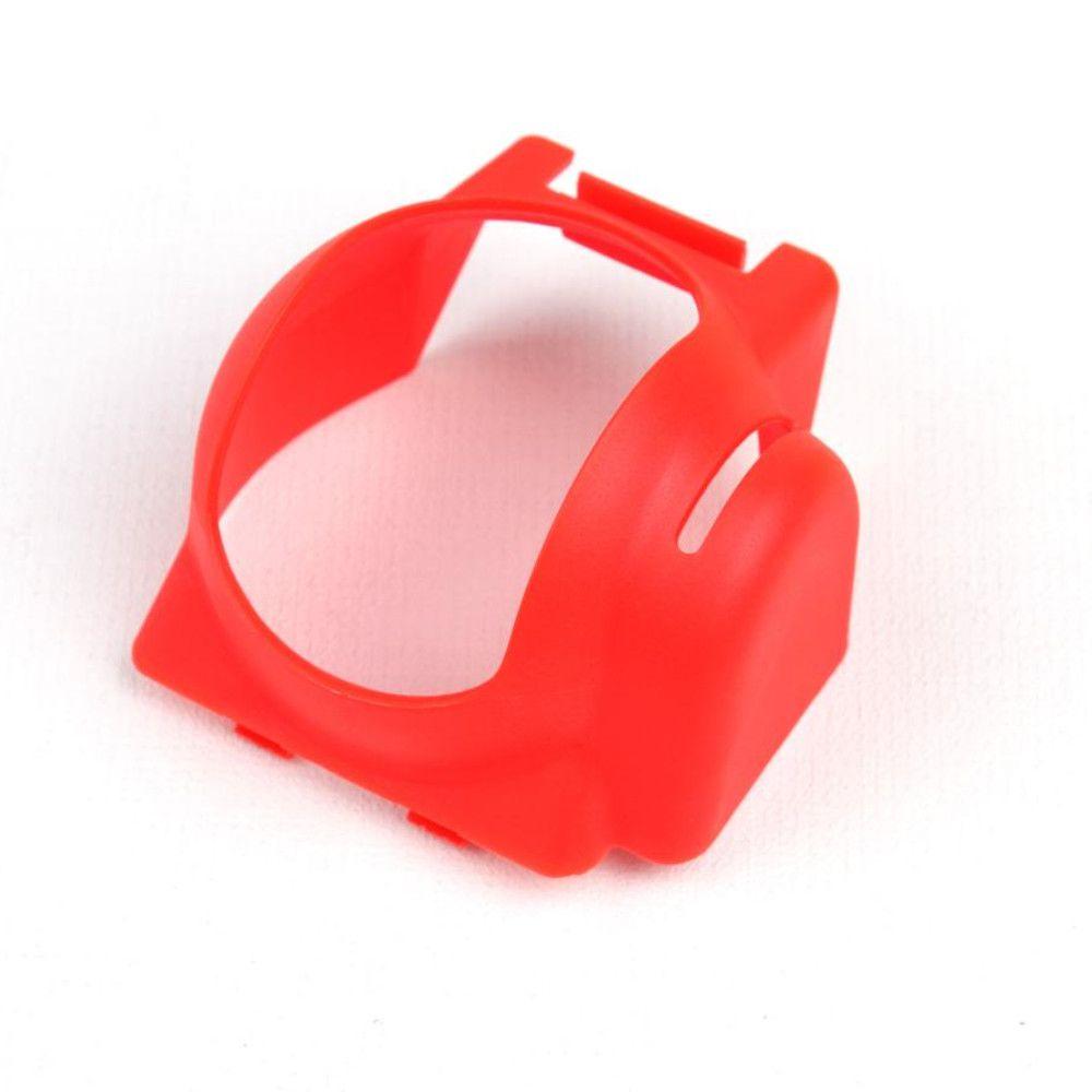 Protetor de Sol Para Lente Câmera Gimbal Drone DJI Mavic Pro - Vermelho