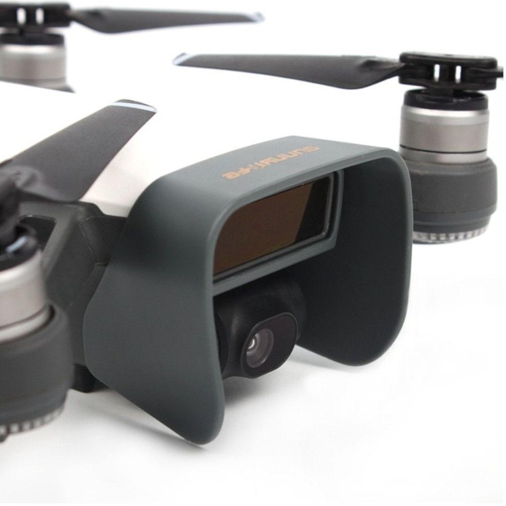 Protetor solar Sunnylife para Drone DJI Spark - Cinza