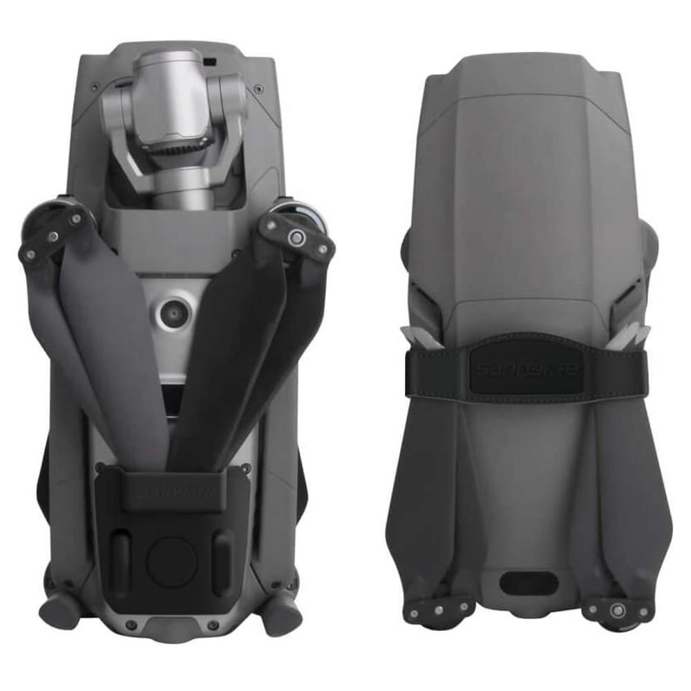 Protetor e Trava de Hélices para Drone DJI Mavic 2 Pro e Zoom - Preto