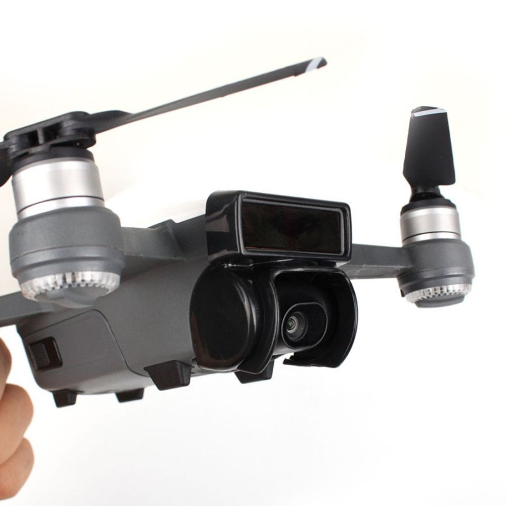 Protetor solar para Drone DJI Spark - Preto