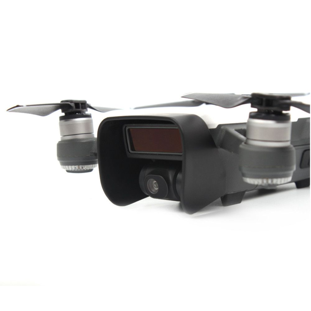 Protetor solar Sunnylife para Drone DJI Spark - Preto