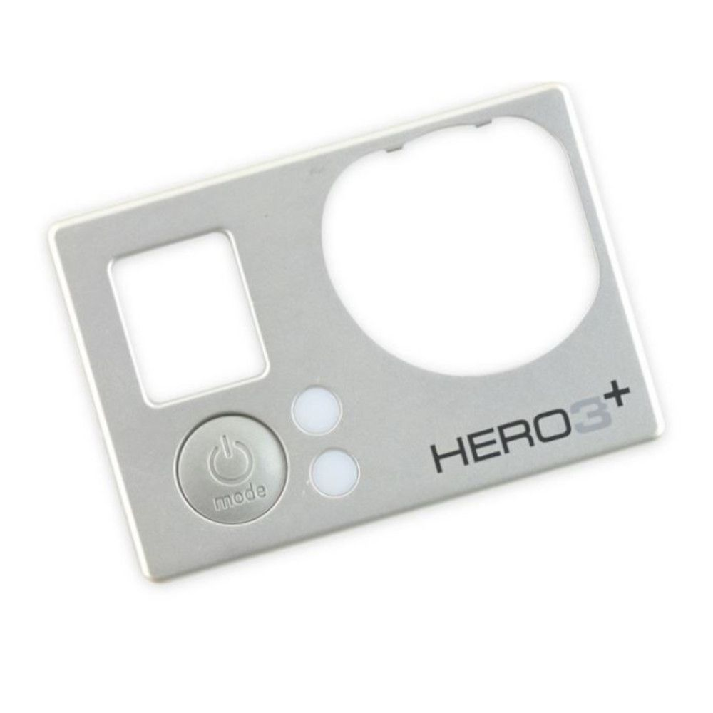Reposição Tampa frontal Hero 3+ Silver