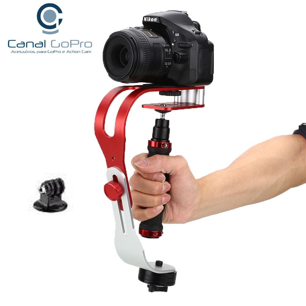 Steadicam Estabilizador Steadycam Dslr Camera Gopro Nkn Canon